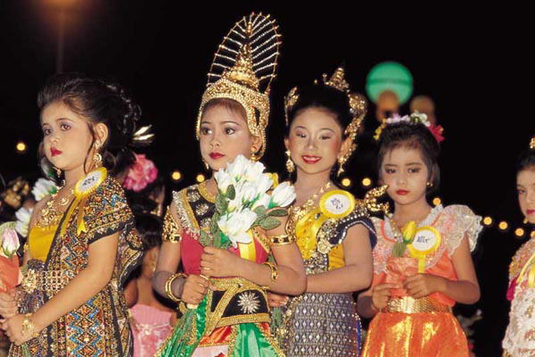 Festival in Thailand
