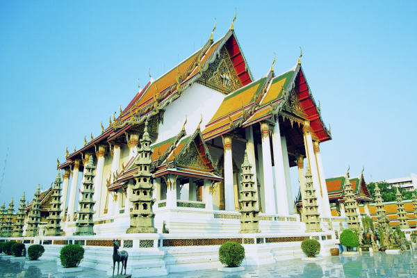 thailand photo temple